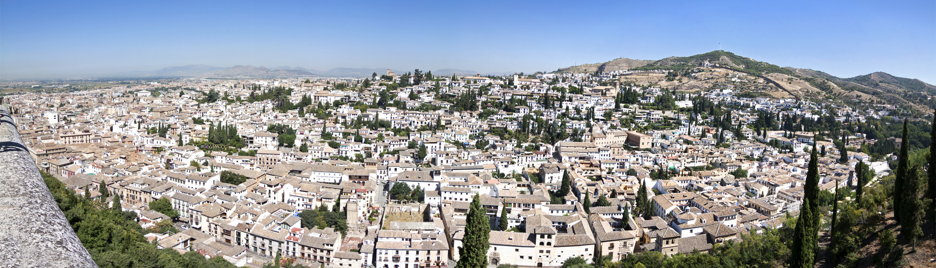 What do you have to take into account when visiting Granada