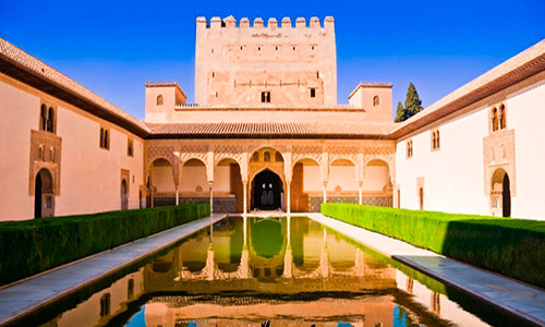 Visit of the Alhambra & Generalife including Nasrid Palaces - Granada